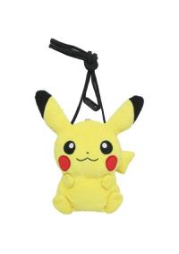 Bourse En Peluche (Porte-Monnaie) Pokemon - Pikachu
