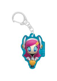 Porte-Clé en Acrylique Kirby Planet Robobot - Susie