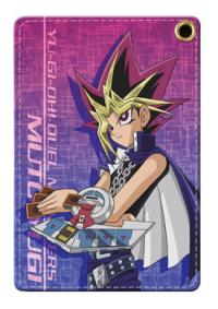 Étui à Carte de Bus Yu-Gi-Oh! - 01 Yugi Muto