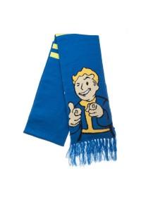 Foulard Fallout - Vault Boy Bleu
