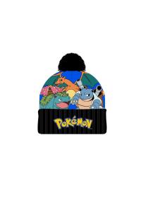 Tuque à Pompon Pokémon - 3 Starter Dernière Évolution