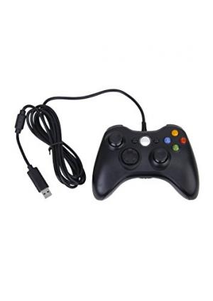 Manette Xbox 360 Avec Fil Générique (Différents Modèles)