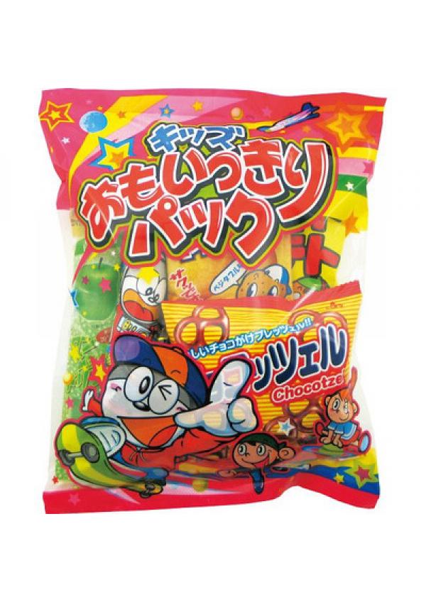Assortiment De Bonbons Japonais Variés Yaokin Pack - Medium