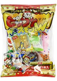 Assortiment De Bonbons Japonais Variés Yaokin Pack - Small