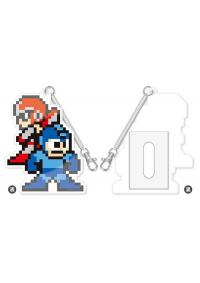 Étui pour Carte de Bus Mega Man - Mega Man et Proto Man