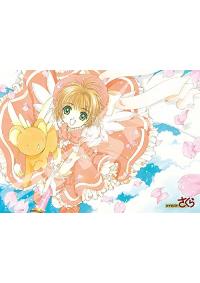 Casse-Tête Sakura Chasseuse de Cartes (Cardcaptor Sakura) - The Fly 500 Pieces