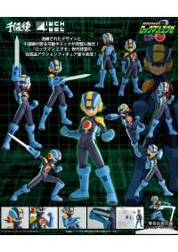 Figurine 4INCHNEL - Mega Man (Rockman)