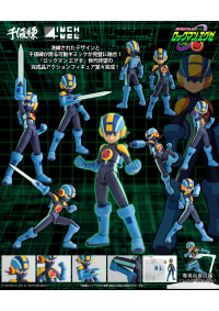 Figurine 4INCHNEL - Mega Man EXE (Rockman EXE)
