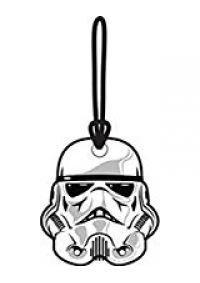 Étiquette pour Sac à Dos ou Valise Star Wars - Stormtrooper