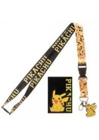 Lanière de Cou (lanyard) Pokemon - Pikachu