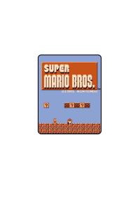 Jeté en Molleton Nintendo - Super Mario Bros Level 1-1