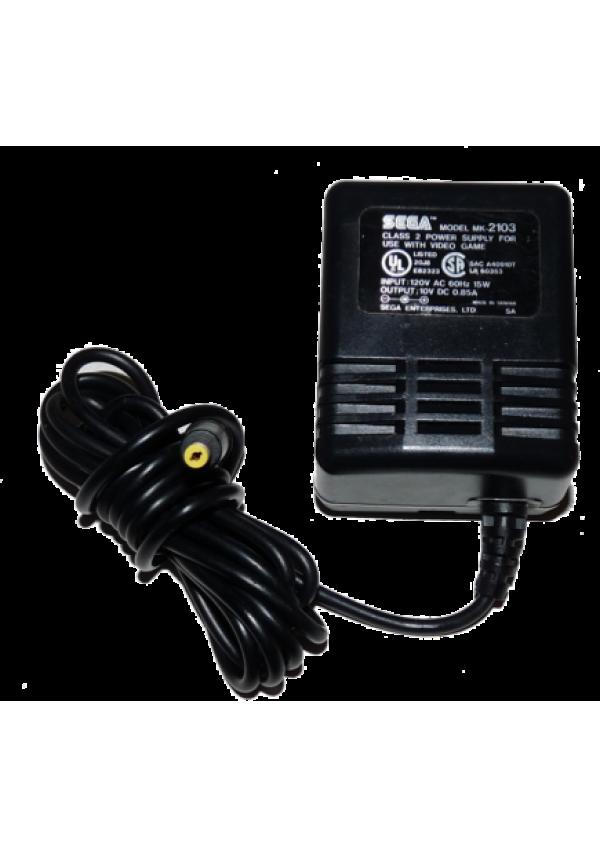 Adaptateur AC Officiel / Genesis Modele 2, Sega 32 X, Sega Nomad Et Game Gear