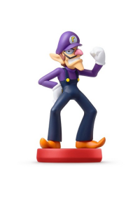 Figurine Amiibo Super Mario Series - Waluigi