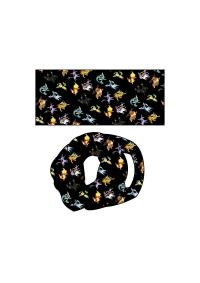 Foulard Infini Pokemon - Eevee Evolutions