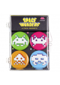 Aimants Space Invaders