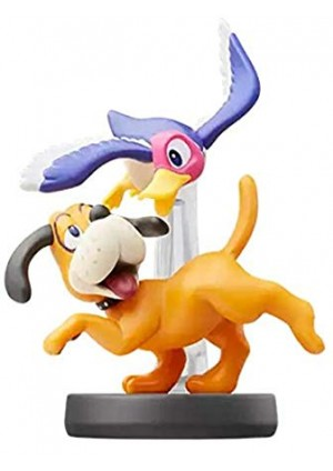 Figurine Amiibo Super Smash Bros - Duck Hunt