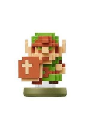Figurine Amiibo Legend of Zelda - Link 8 Bit