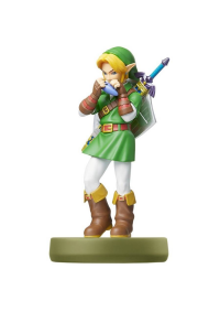 Figurine Amiibo - Link Ocarina Of Time