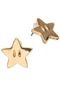 Boucles d'Oreilles Super Mario - Étoiles
