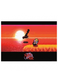 Mini Poster Kirby : Meta Knight