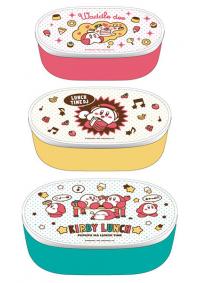 Boite à Lunch (set de 3) : Kirby Pupupu na Lunch Time