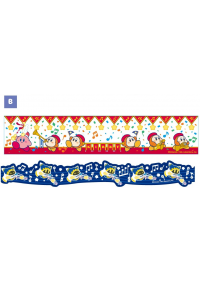 Ruban Décoratif Washi : Kirby Fanfare (set de 2)