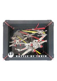 Kit Bricolage Paper Theatre -Star Wars : Battle of Yavin