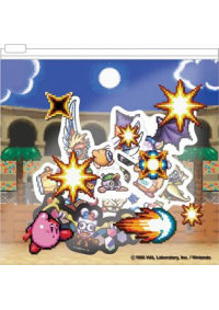Autocollants Kirby