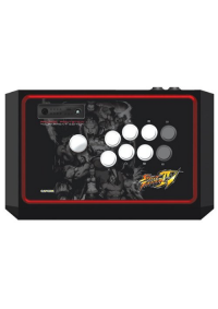 Fightstick Street Fighter IV Tournament Edition Round 2 De Mad Catz/PS3