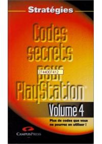 Codes Secrets Pour Playstation (Différents Volumes)