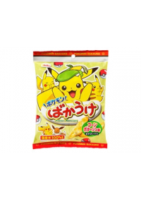 Bakauke Pokemon (Croustilles de Riz) - Saveur de Crème de Maïs