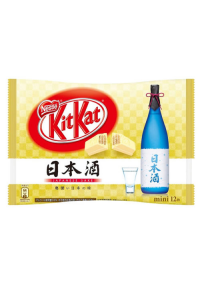 Chocolat Kit Kat Mini - Saveur de Saké
