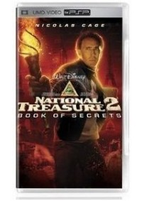 National Treasure 2 Book Of Secrets Film UMD/PSP