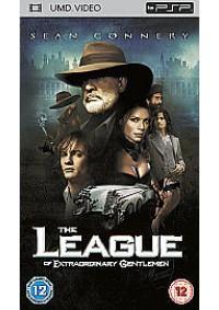 The League of Extraordinary Gentlemen Film UMD/PSP