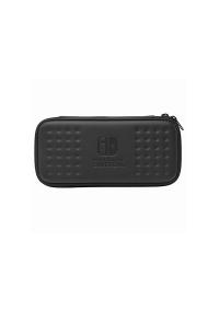 Étui De Transport Pour Nintendo Switch Tough Pouch Par Hori - Noir
