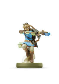 Figurine Amiibo Zelda Breath of the Wild -  Archer Link