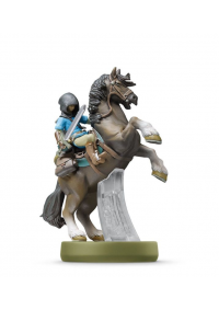 Figurine Amiibo Zelda Breath of the Wild -  Rider Link