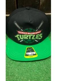 Casquette Ajustable TMNT (Teenage Mutant Ninja Turtles) - OSFM