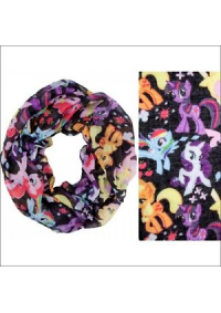 Foulard Infini - My Little Pony