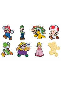 Épinglette De Collection Super Mario Collector Pins Series 1 (1 Au Hasard)