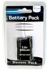 Pile (Batterie) De Remplacement Pour PSP 1000 (Différents Modèles)