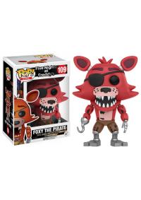 Figurine Funko Pop! #109 Five Nights At Freddy's - Foxy The Pirate