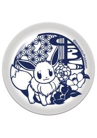 Assiette Pokemon Kirie Mamesara Pokemon - Eevee