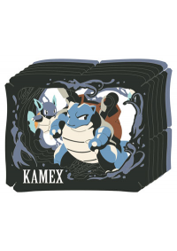 Kit Bricolage Paper Theater Pokemon - Évolutions Squirtle