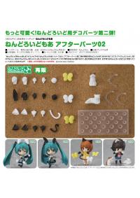 Accessoires pour Figurine Nendoroid More - After Parts 02