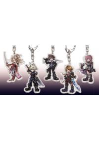 Porte-Clé Final Fantasy Dissidia - Mousqueton