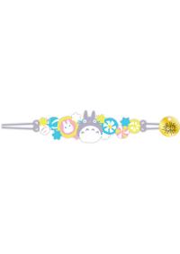 Bracelet Brodé Sudio Ghibli - Totoro & Candy
