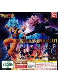 Gashapon Dragonball Super