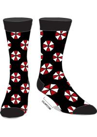 Chaussettes Resident Evil - Umbrella Corporation Motifs