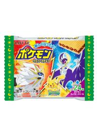 Biscuit Gaufrette au Chocolat Pokemon ver. 6